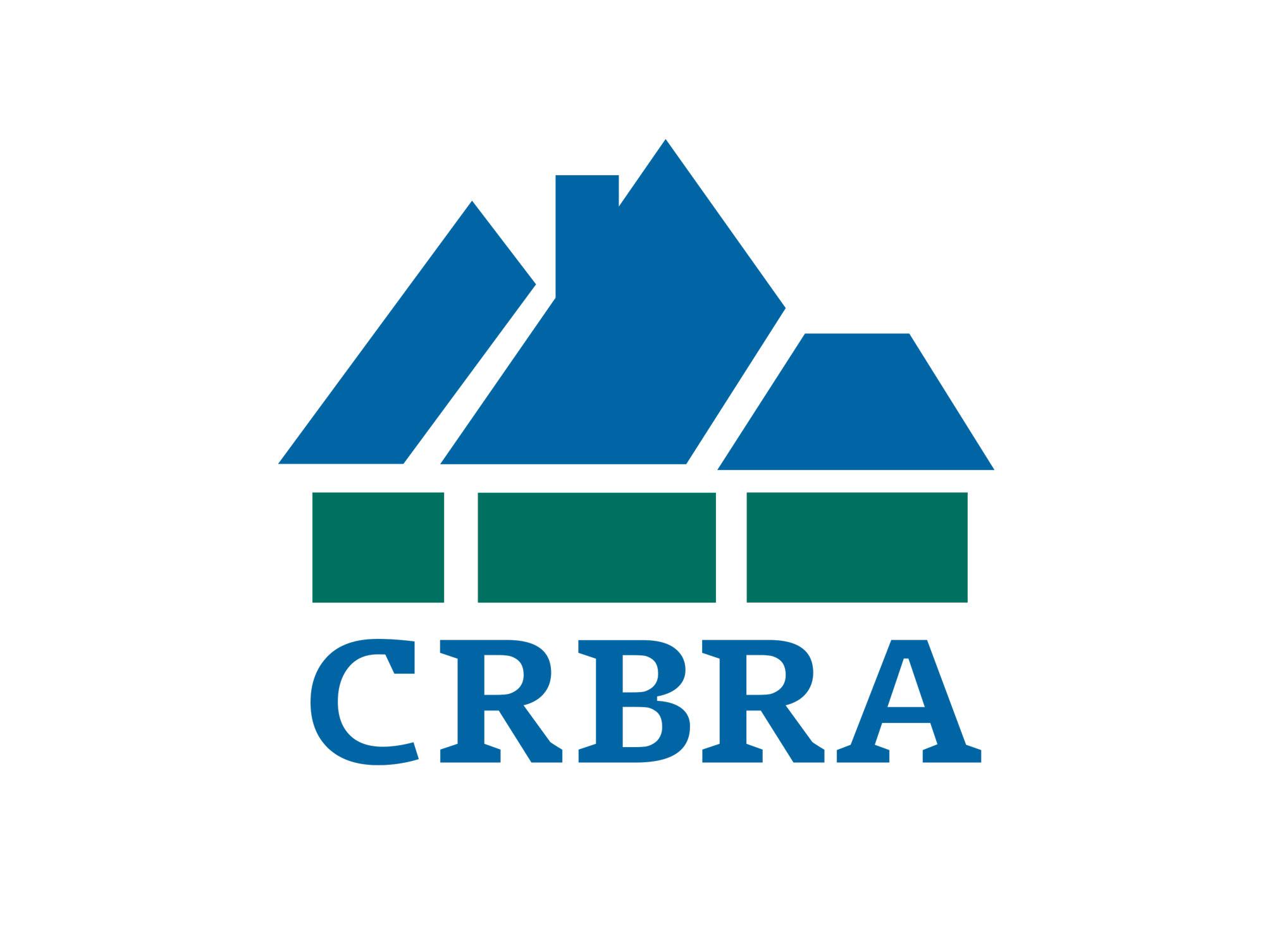 crbra logo design by mike hosier