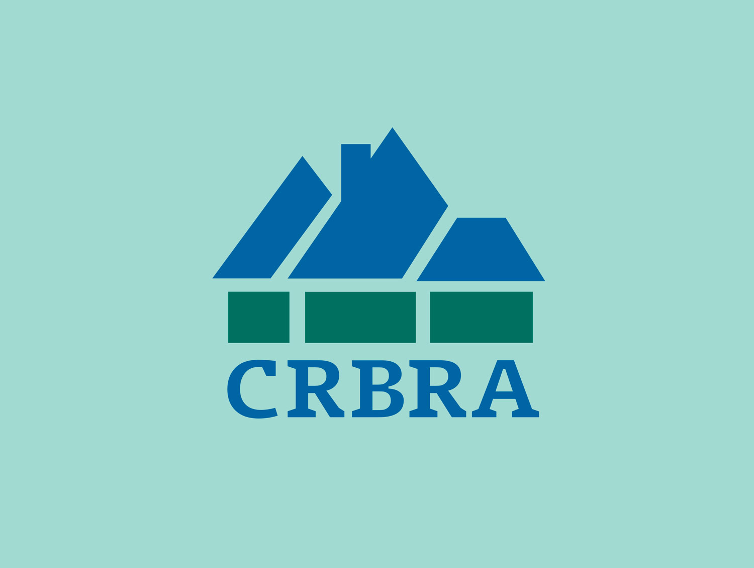 crbra logo design by mike hosier