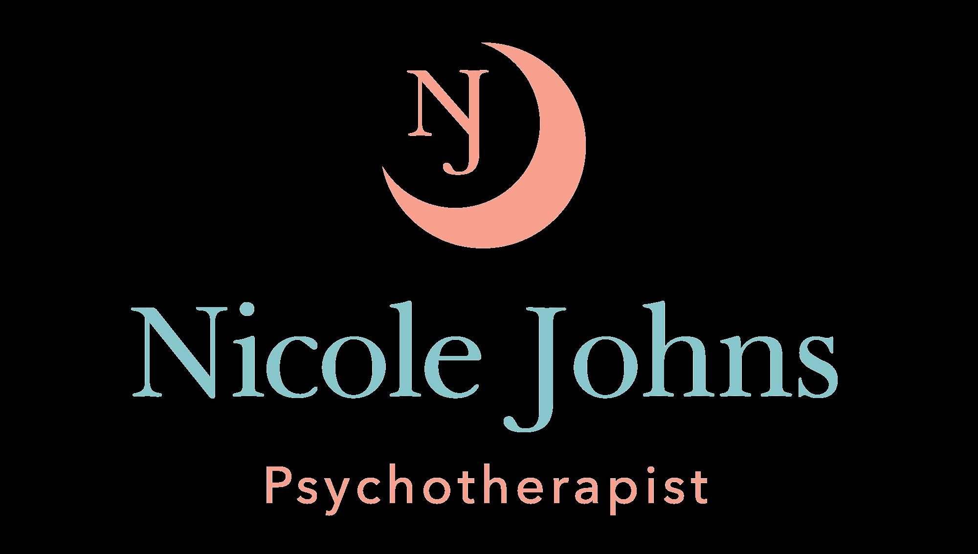 Telehealth Psychotherapist logo design