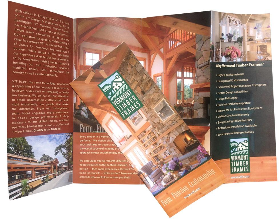 tri-fold brochure graphic design