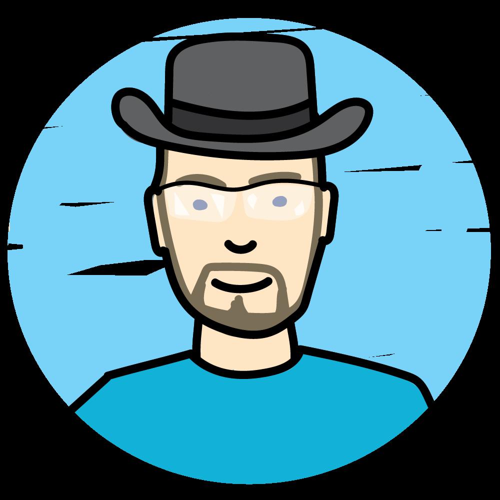 Mike Hosier, Front-end web developer of MWH Design