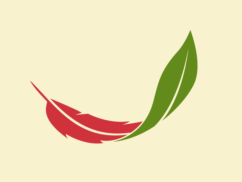 green energy logo design by mike hosier